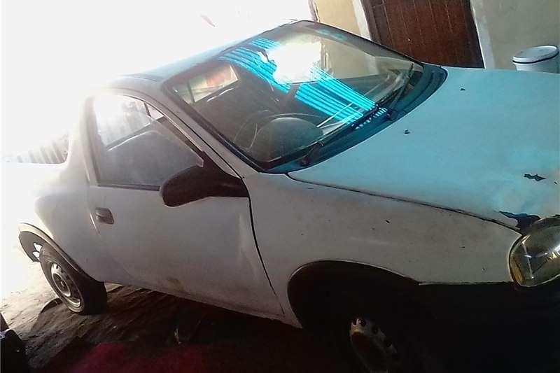 Opel Astra 1.6 Essentia 1998