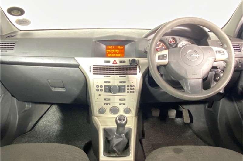 2008 Opel Astra Astra 1.6 Essentia