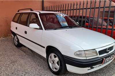 Used 1999 Opel Astra