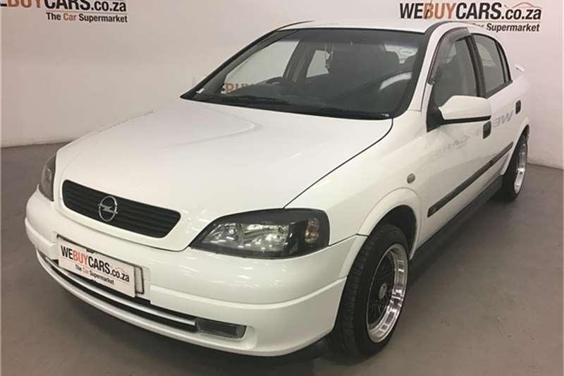Opel Astra 1.6 Sport 2004