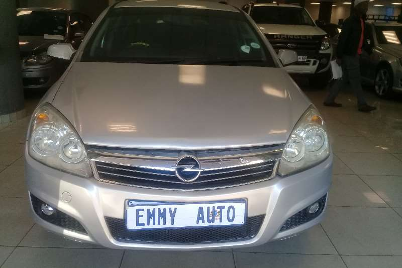 Opel Astra 1.8 Enjoy automatic 2007