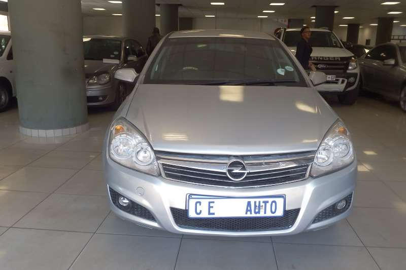 Opel Astra 1.8 Enjoy automatic 2007