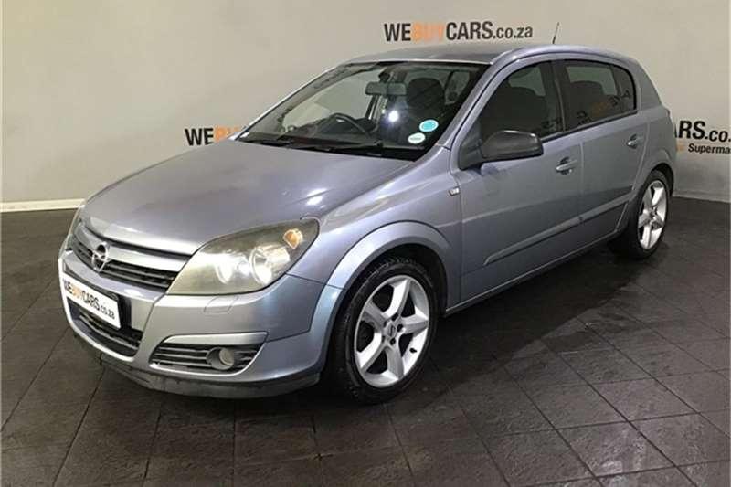 Opel Astra 1.8 Sport 2005