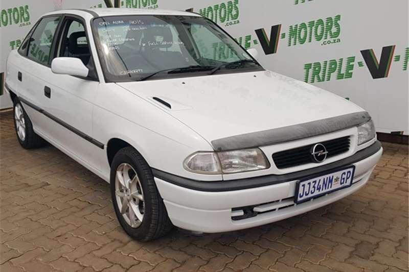 Opel Astra 140i S 1997