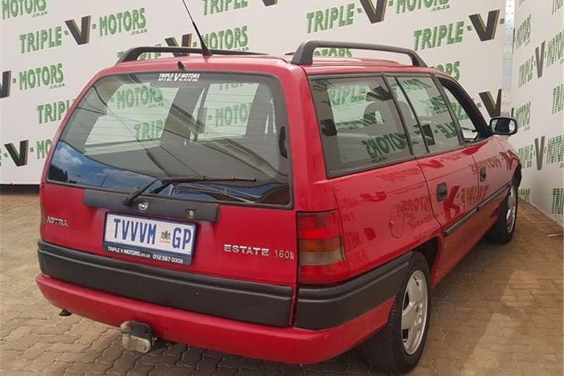 1998 Opel Astra