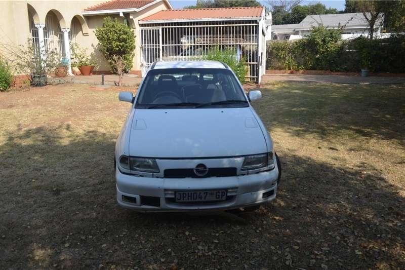 Opel Astra 2.0 GSi 1999