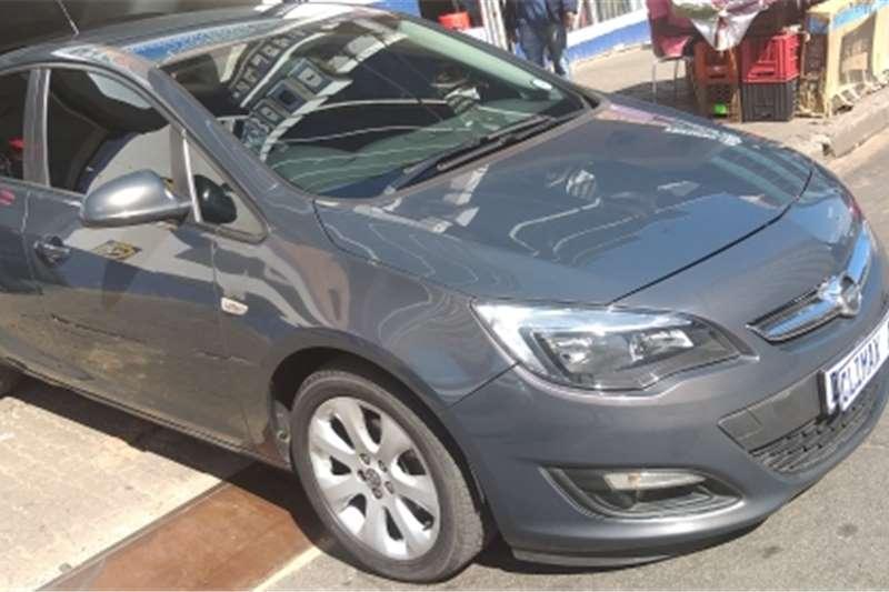 Opel Astra 2.0 Turbo Sport 2014