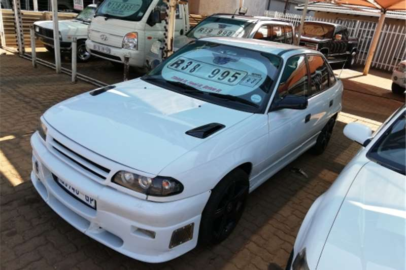 Opel Astra 2.0ie16v 1998