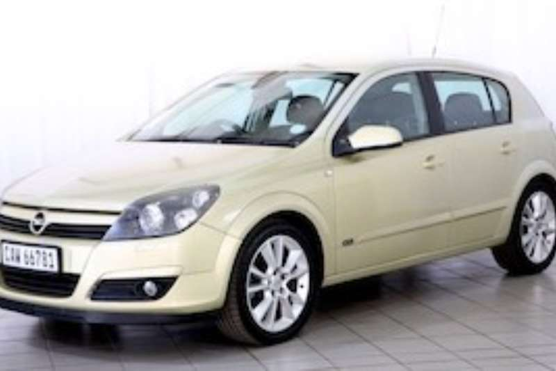 Opel Astra 2.0T SPORT 5DR 2006
