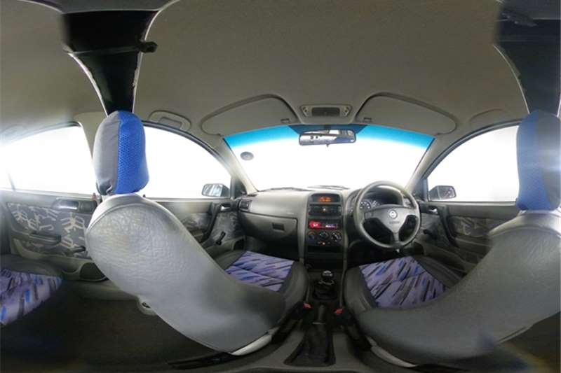 Used 2004 Opel Astra