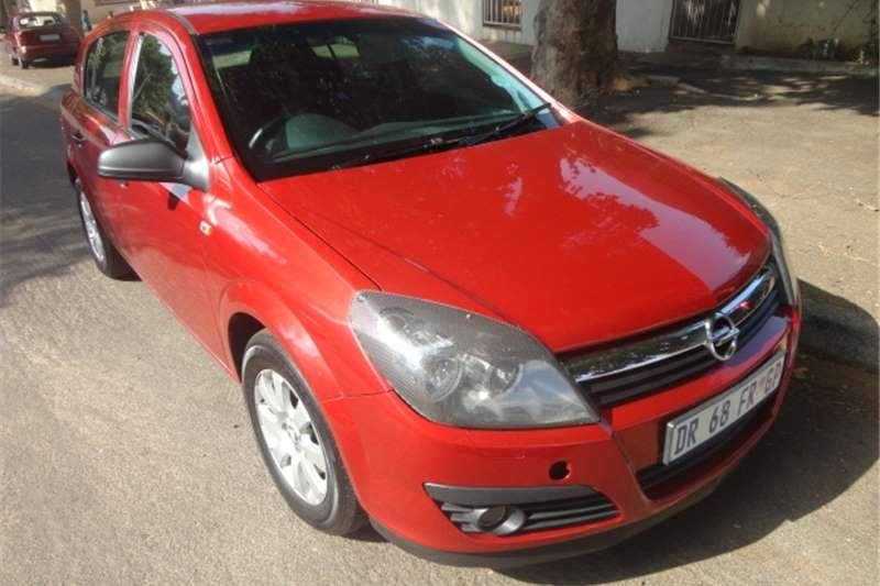 Opel Astra 2007 MANUAL 5 DOOR 1.6 2007