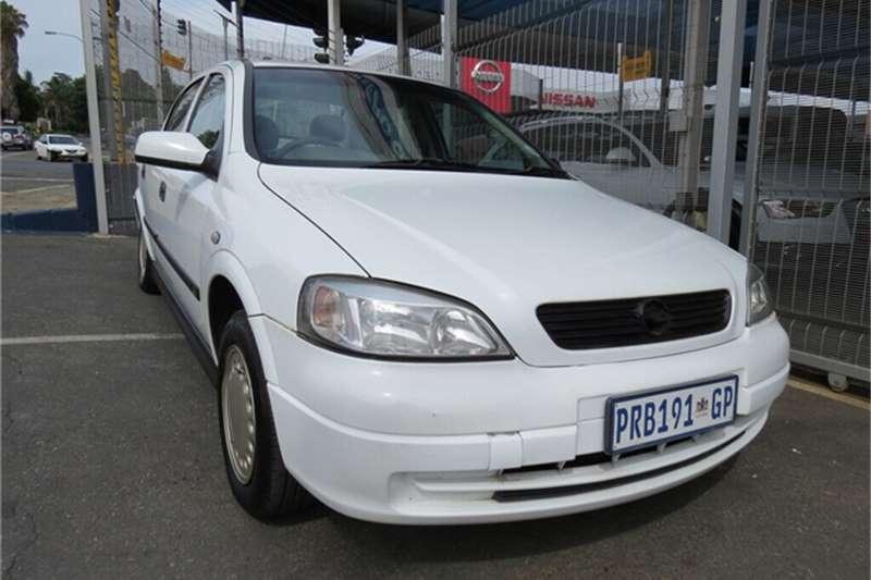 2003 Opel Astra