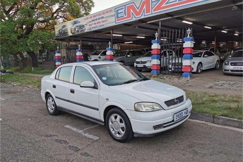 Opel Astra CLASSIC 1.6 CD 2000