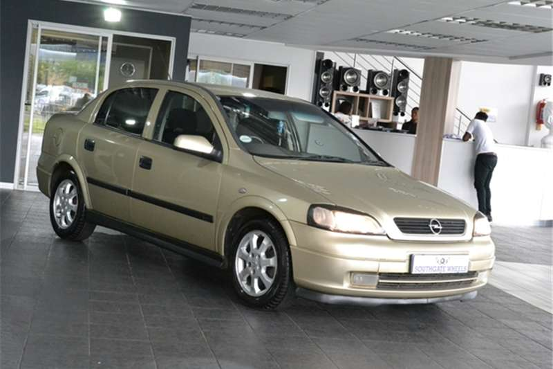 Opel Astra CLASSIC 1.8 ELEGANCE 2003