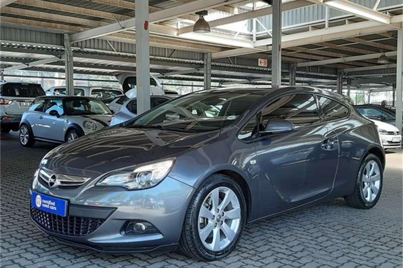 Opel Astra GTC 1.4 Turbo Enjoy 2013