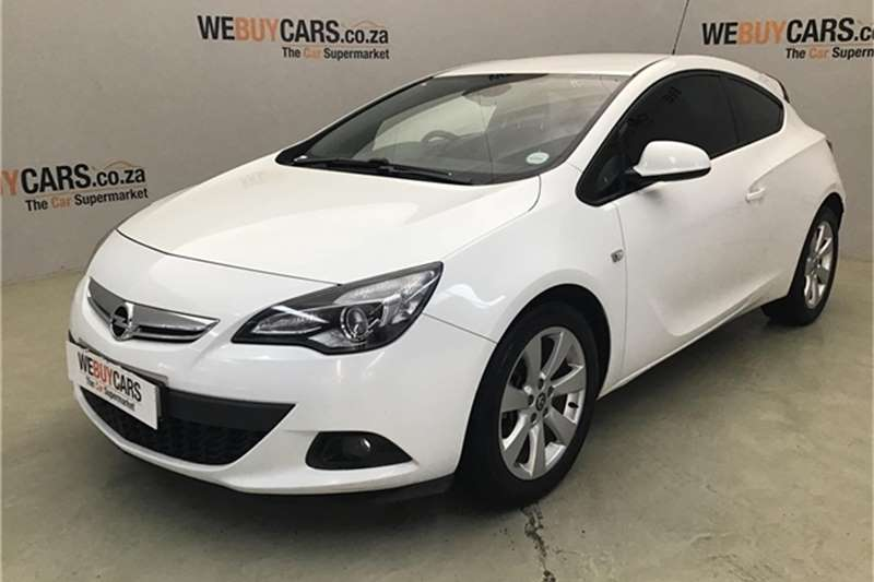 Opel Astra GTC 1.4 Turbo Enjoy 2013