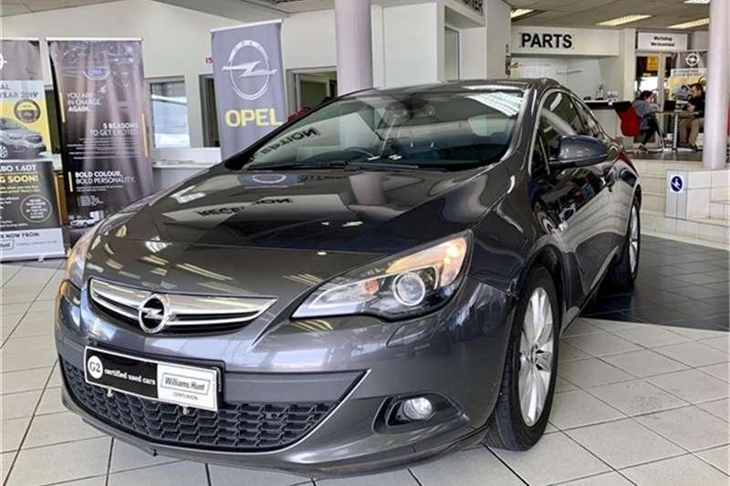 Opel Astra GTC 1.6 Turbo Sport 2012