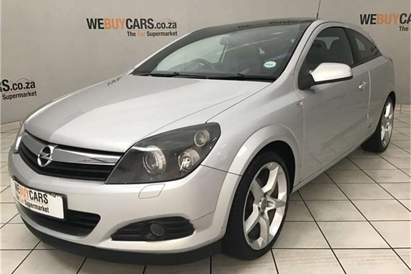 Opel Astra GTC 1.8 Panoramic 2007