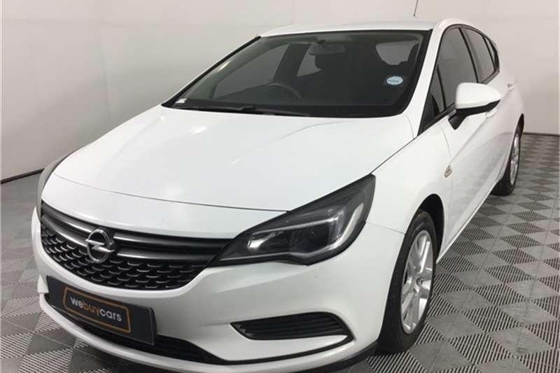 Used 2017 Opel Astra hatch 1.0T Essentia