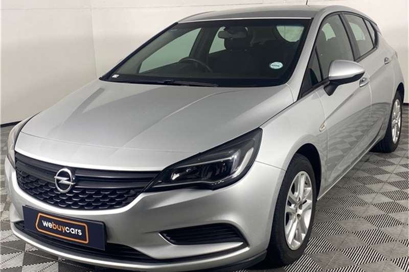 2017 Opel Astra Astra hatch 1.0T Essentia