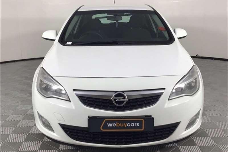 2012 Opel Astra Astra hatch 1.4 Turbo Enjoy