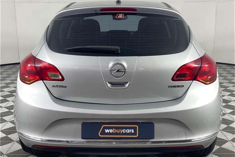 2013 Opel Astra Astra hatch 1.4 Turbo Enjoy