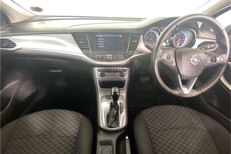 2018 Opel Astra Astra hatch 1.4T Enjoy auto