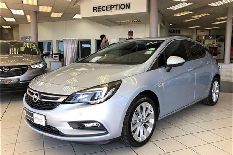 Opel Astra hatch 1.4T Enjoy auto 2019