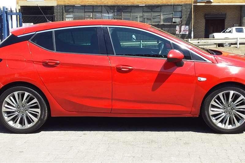 Opel Astra hatch 1.4T Sport 2017