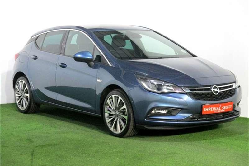 Opel Astra hatch 1.4T Sport auto 2016
