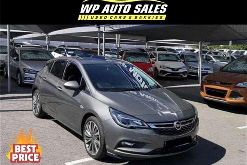 Opel Astra hatch 1.4T Sport auto 2017
