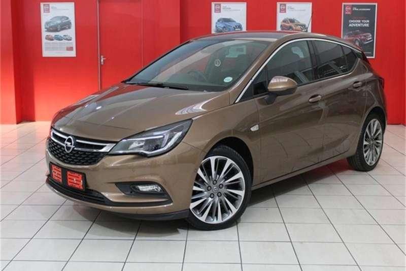 Opel Astra hatch 1.4T Sport auto 2018