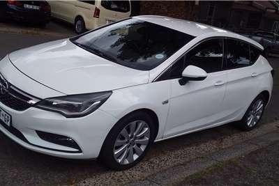 Used 2017 Opel Astra Hatch