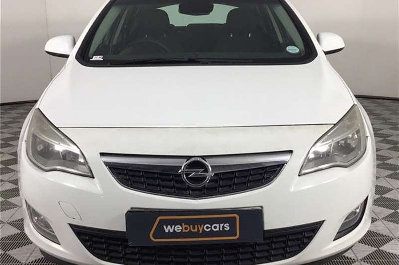 2011 Opel Astra Astra hatch 1.6 Essentia
