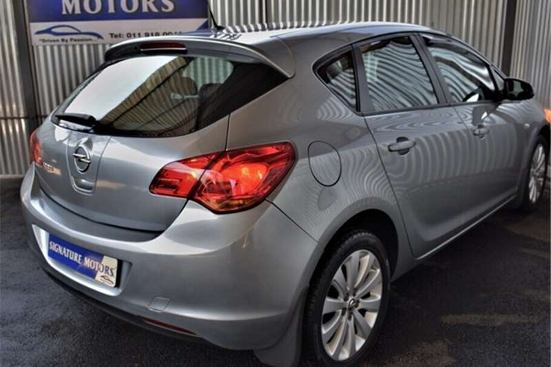 Used 2011 Opel Astra hatch 1.6 Essentia