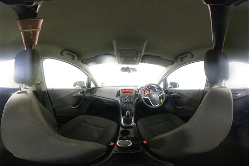 2012 Opel Astra Astra hatch 1.6 Essentia