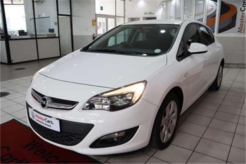 Used 2016 Opel Astra hatch 1.6 Essentia