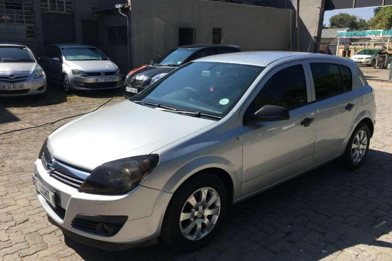 Opel Astra hatch 1.6T Sport 2007