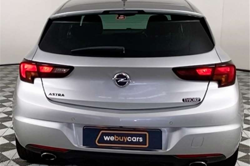 Used 2016 Opel Astra hatch 1.6T Sport