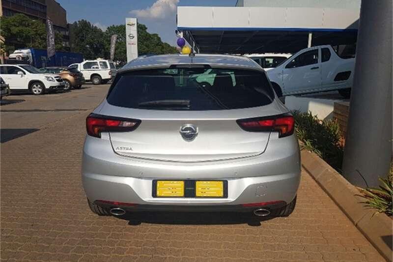 Opel Astra hatch 1.6T Sport 2018