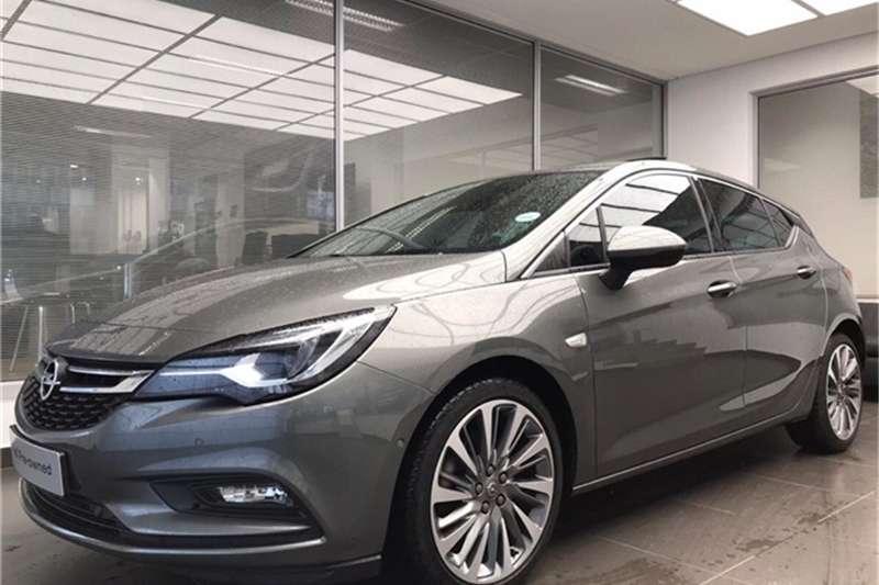 Opel Astra hatch 1.6T Sport 2019