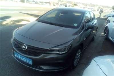 Opel Astra hatch ASTRA 1.0T ESSENTIA  (5DR) 2016