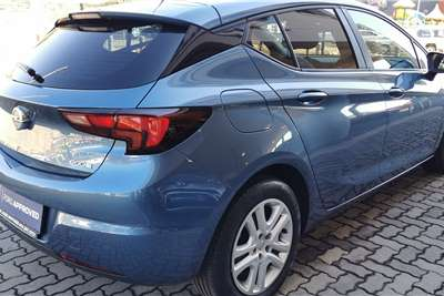 Used 2017 Opel Astra Hatch ASTRA 1.0T ESSENTIA (5DR)