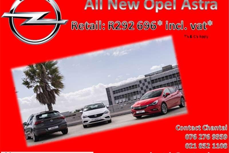 Opel Astra Hatch ASTRA 1.0T ESSENTIA(5DR) 2019