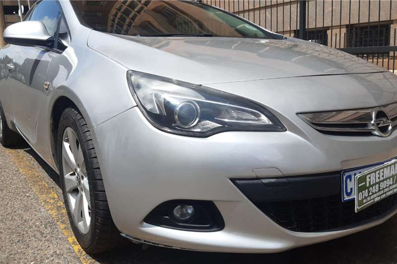 2014 Opel Astra hatch ASTRA 1.4T EDITION A/T (5DR)