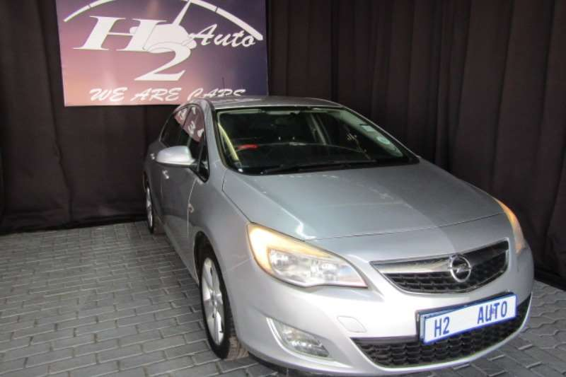 Opel Astra Hatch ASTRA 1.4T SPORT (5DR) 2014