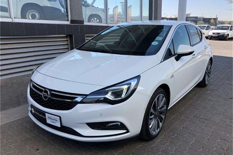 Opel Astra Hatch ASTRA 1.6T SPORT A/T (5DR) 2019