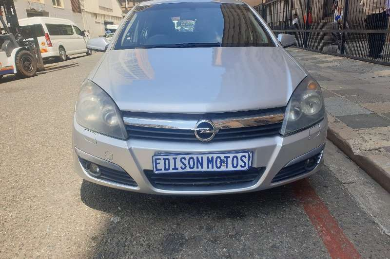 2007 Opel Astra hatch ASTRA 1.4T SPORT (5DR)