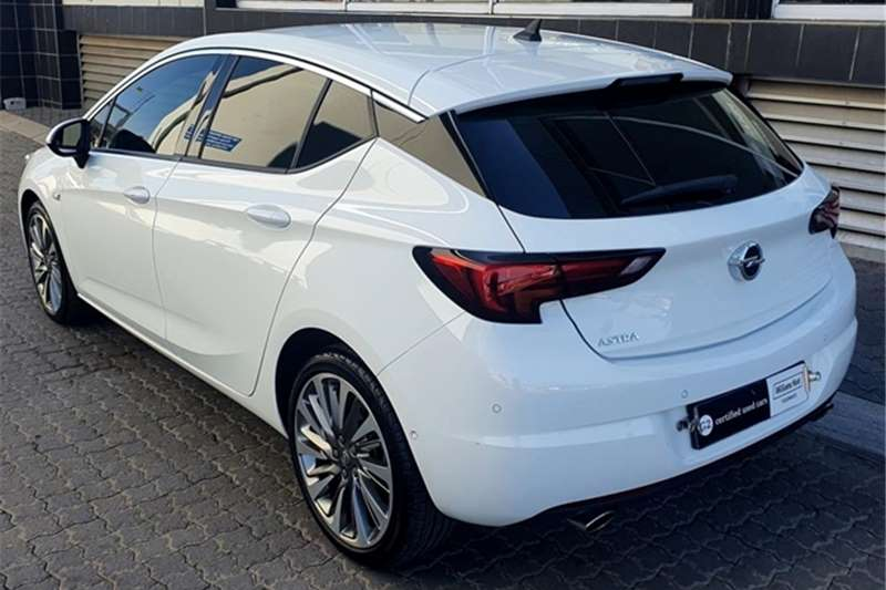 2019 Opel Astra hatch ASTRA 1.6T SPORT A/T (5DR)