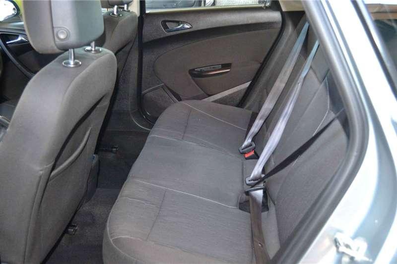 2016 Opel Astra hatch